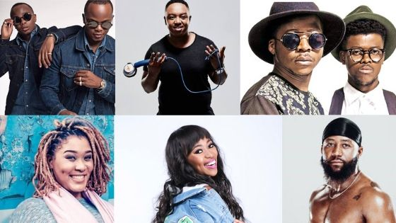 RED BULL DELICIOUS STAGE PRESENTS: SHIMZA, CASSPER NYOVEST, LADY ZAMAR AND MANY MORE….,