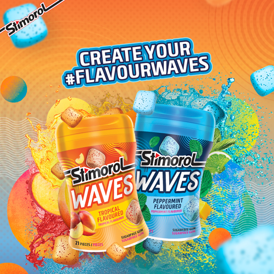 Create Wavy Masterpieces With The Flavour Waves Creator