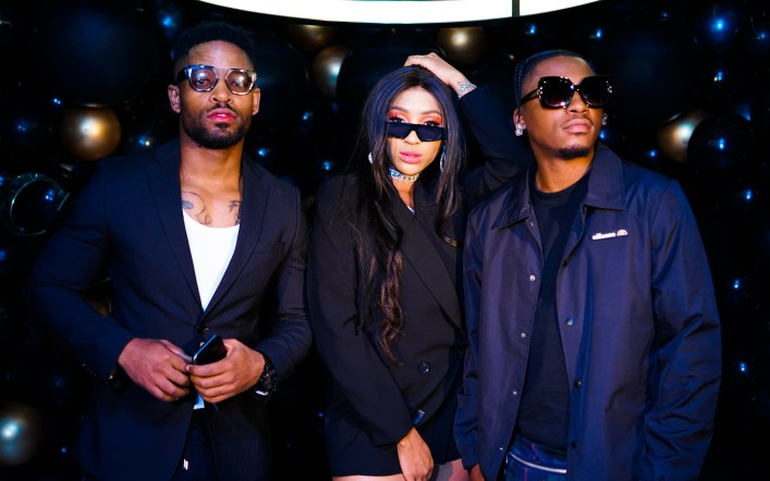 CVCollective Share Your Success: Nadia Nakai, Prince Kaybee and Yanga Chief