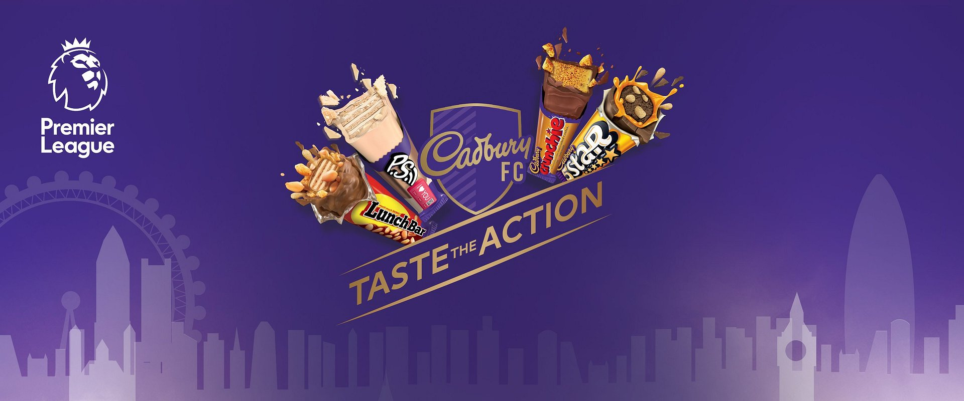 Competition: Watch a Premier League Game Live and Taste the Action with Cadbury FC