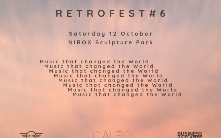 Bringing retro back at the Cradle of Humankind this October 2019-Tubatsi Moloi, Laurie Levine, Luma and many more…