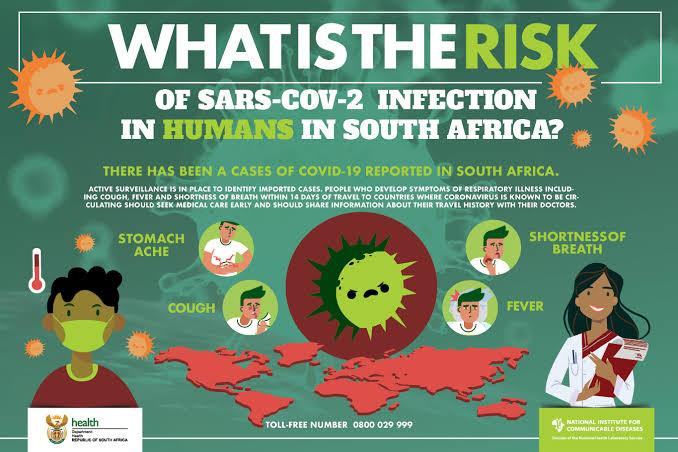 COVID-19 IN SA: STAYING INFORMED ABOUT CORONAVIRUS AS REPORTED CASES RISE TO 200