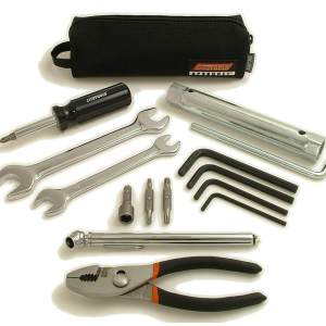 Small Motorcycle Tool Kit