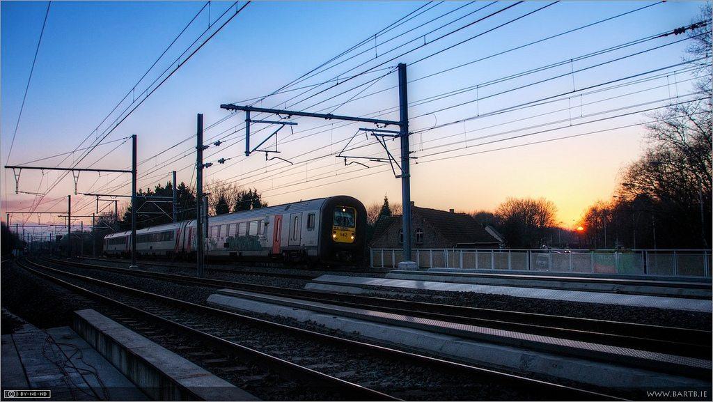 Plan de transport SNCB 2017