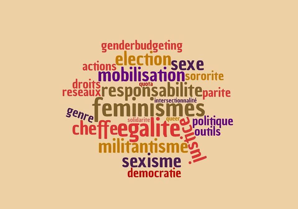 Femmes et engagement politique: J'y vais ou j'y vais pas?