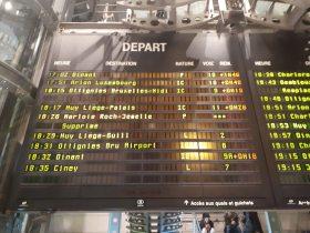 Ponctualité des trains : Marcel Cheron obtient des auditions à la Chambre pour trouver des solutions