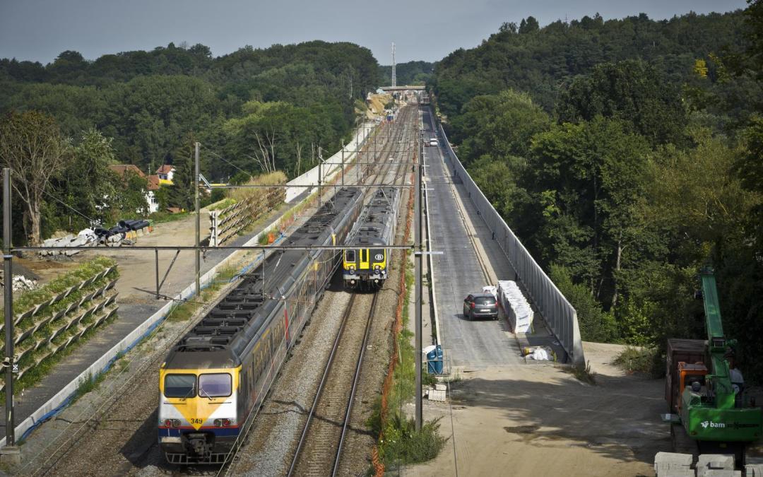 Un VER en attendant le RER? Question de Marcel Cheron au Ministre François Bellot
