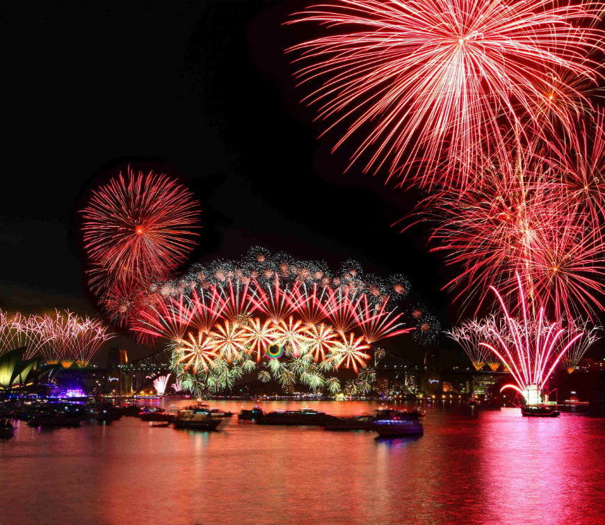 World s most incredible new years eve 2016 celebrations