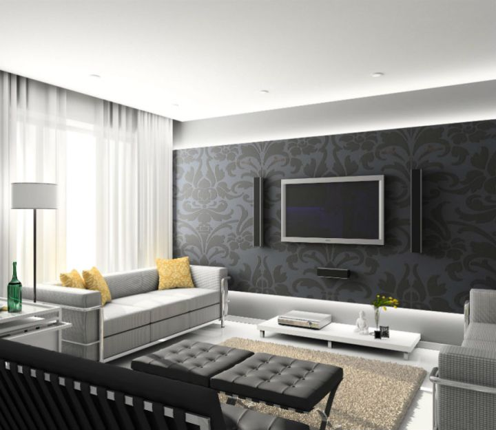 Modern Living Room Decorating Ideas Pictures | Aecagra.org