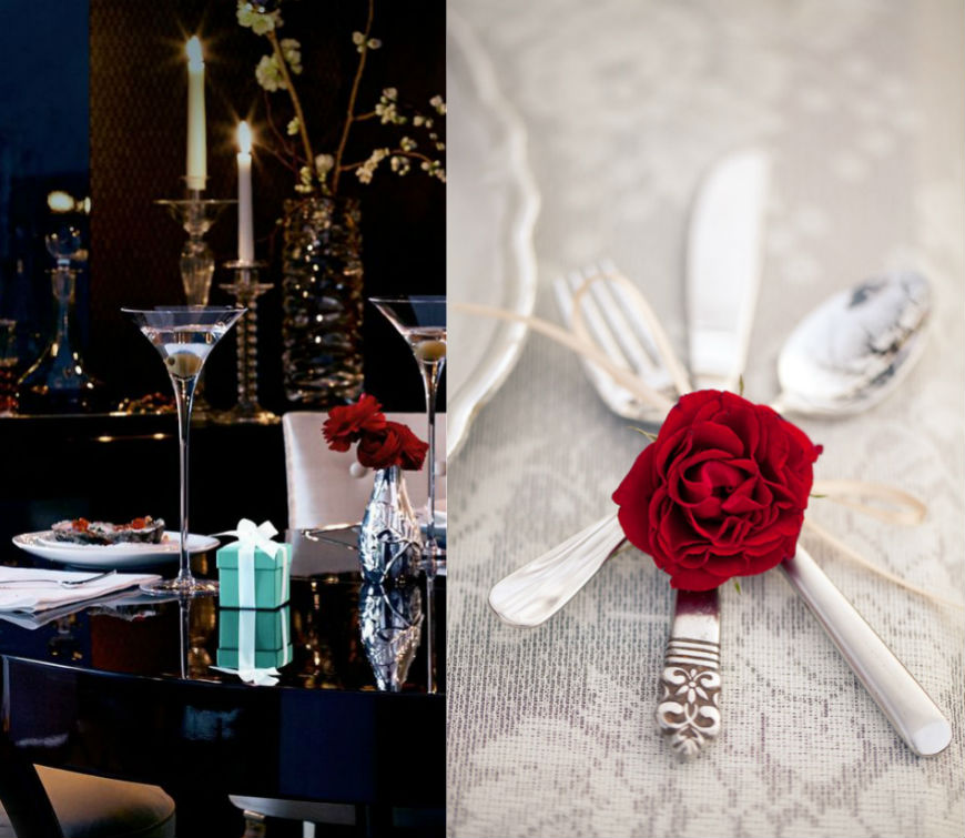 Valentines Day Ideas Set Your Table For The Romance