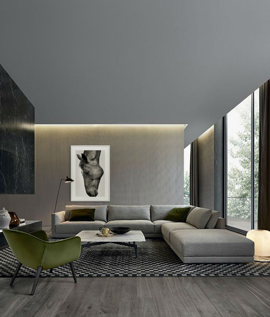 Simple Home Interior Design Living Room