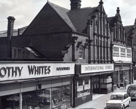 Timothy Whites and International Stores