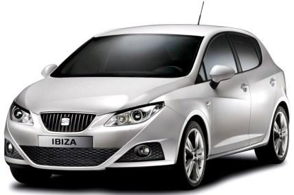 SEAT Ibiza Front