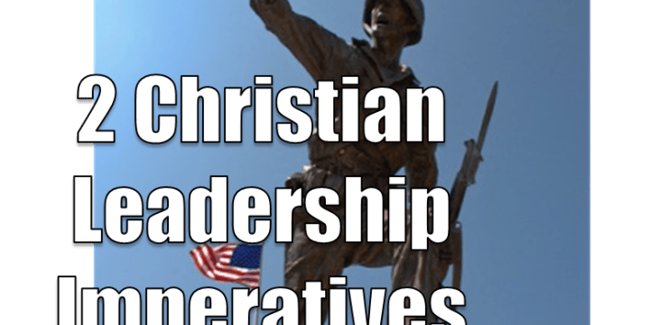 2 Christian Youth-Leadership Imperatives