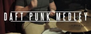 Daft Punk Medley Cover 공연