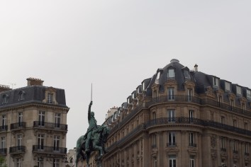 파리의 거리
