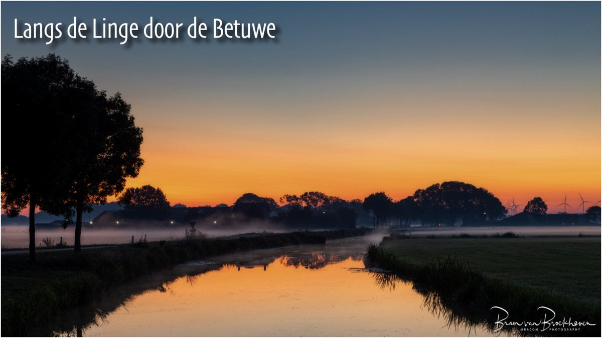 Langs de Linge door de Betuwe