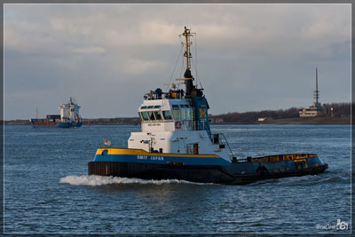 Slepers en Loods / Tug and Pilot