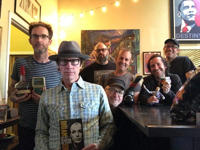 IMG_4854 - with Andrew Griffin, Adam Rossi, Erik Schramm, Pie Fiorentino, Joey Dibono, special guest Jerry Becker