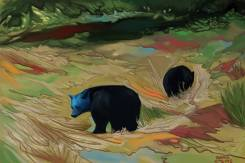 """""""Bear Season"""" or """"I say... are you sure we've been eating Chanterelles?"""""""