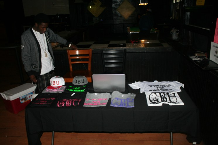 The Merch Table (1)