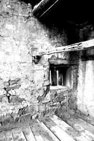 Stone House Beam