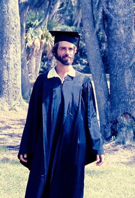 Hans graduation 1