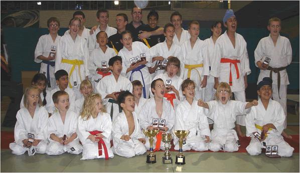 2005 Northern Area Champions