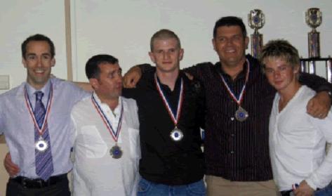 2007 World BAA Mens Tanto Team