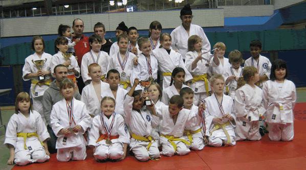Bradford Juniors at the 2010 Northern Championship