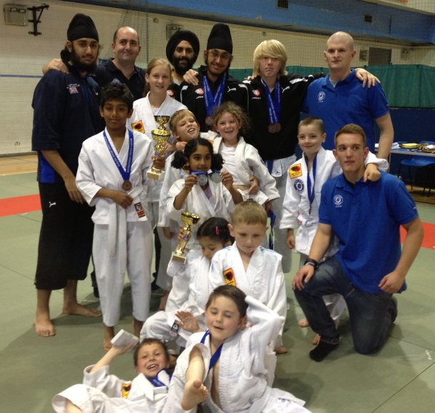 2013 BAA Junior National held in Bradford