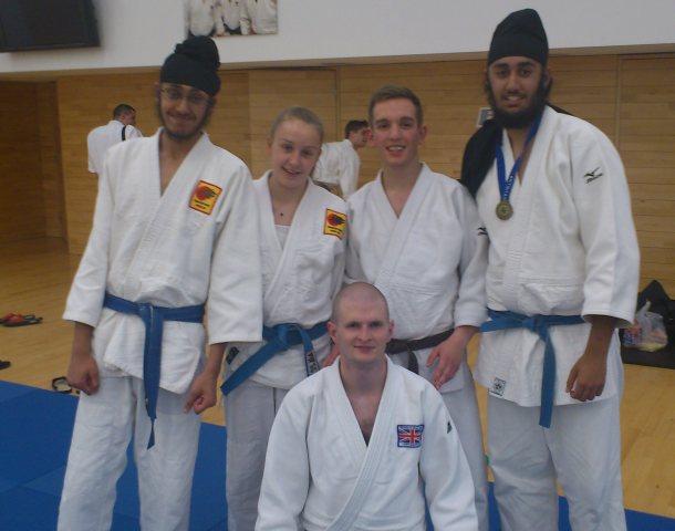 2013 BAA Club Championship (Dartford)