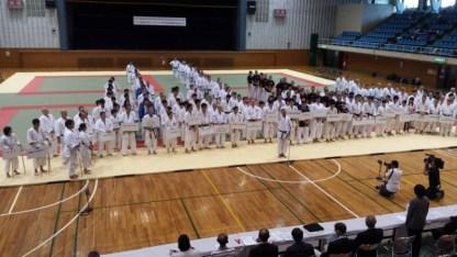Japan 2013 - Opening Ceremony