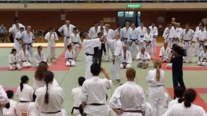 Bob Jones - Aikido Demonstration using Phil as a Uke