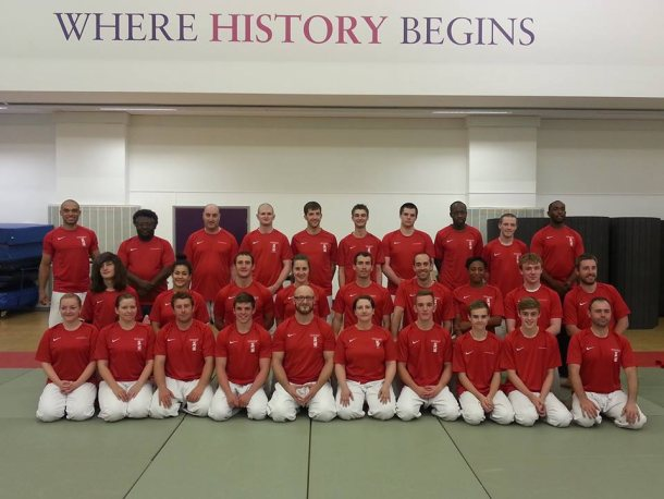 The 2013 BAA team for the 10th International Aikido tournament in Kawasaki, Japan