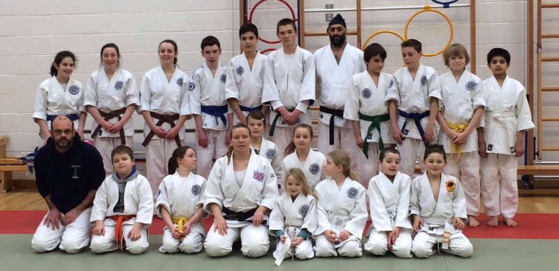2014 Northern Junior Training Session (Feb)
