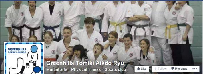 Greenhills Tomiki Aikdo Ryu