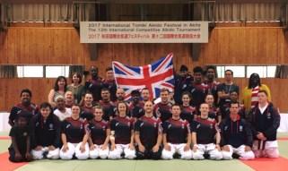 2017 Japan GB Team