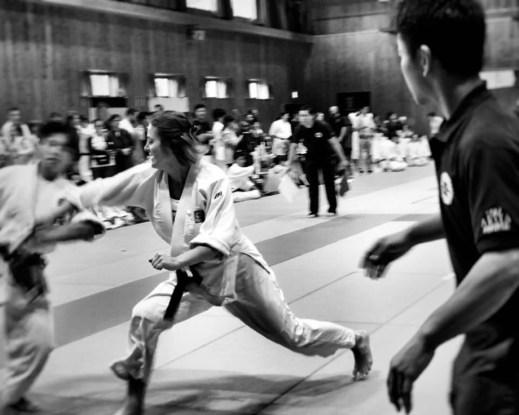 2017 Japan Womens GB Team Randori