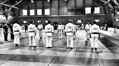 2017 Japan Mens GB Team B Randori