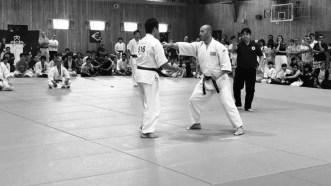 Paul with Tanto strike