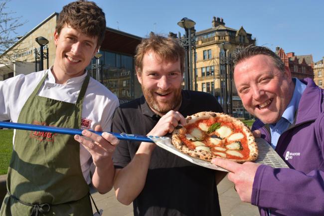 Bradford BID to host Food & Drink Festival