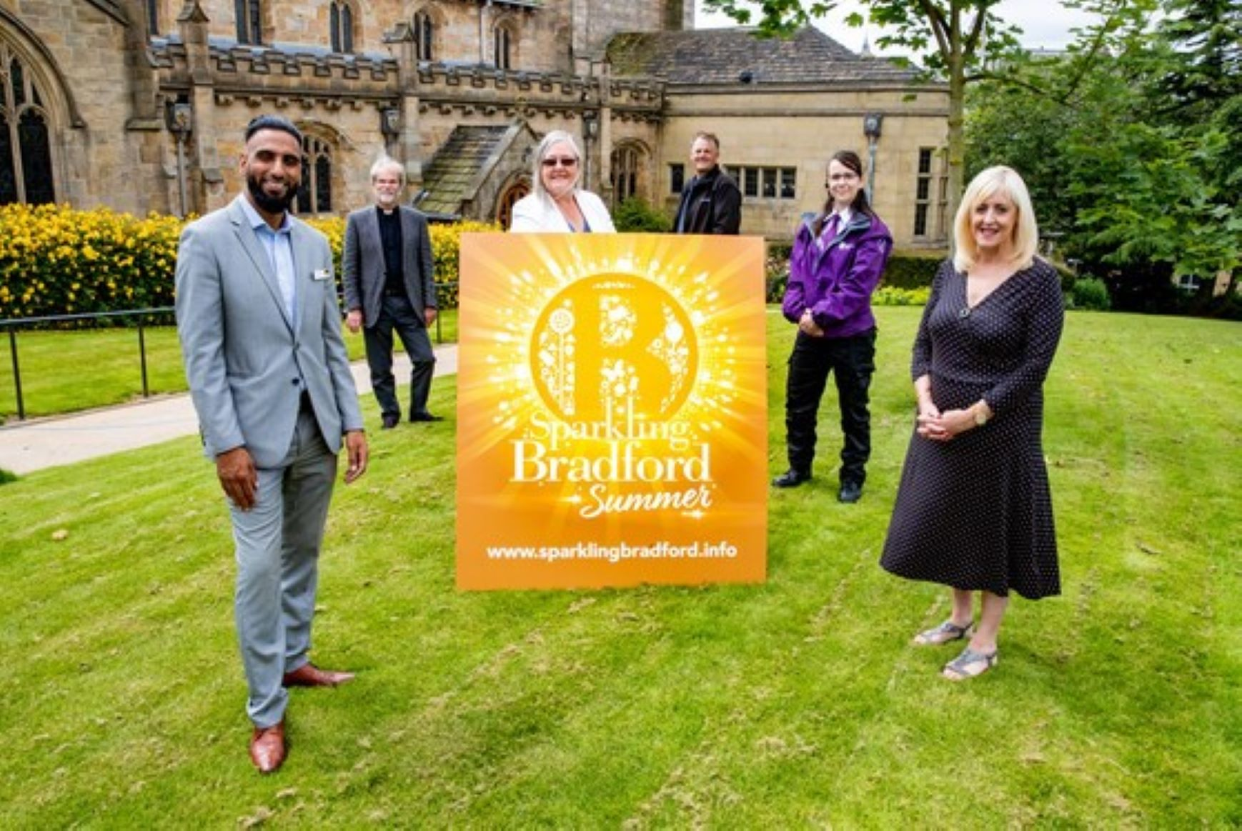 Sparkling Bradford Summer Campaign has Launched with New Website