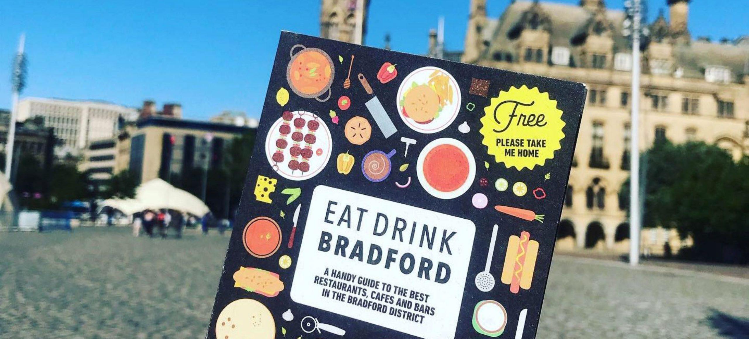 Eat Drink Guide Team Up With Bradford BID