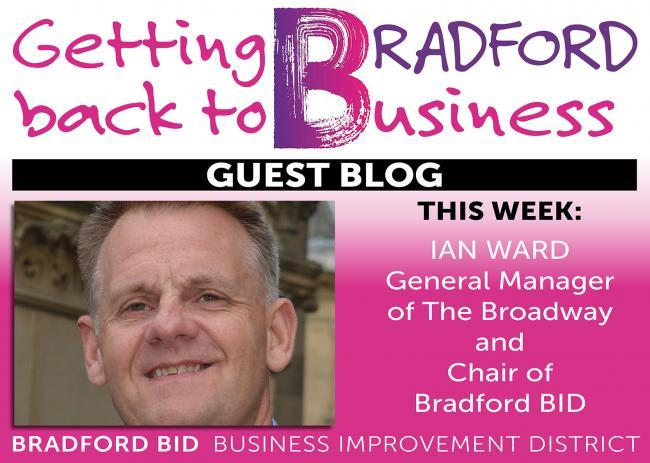 Getting Bradford Back to Business – Ian Ward