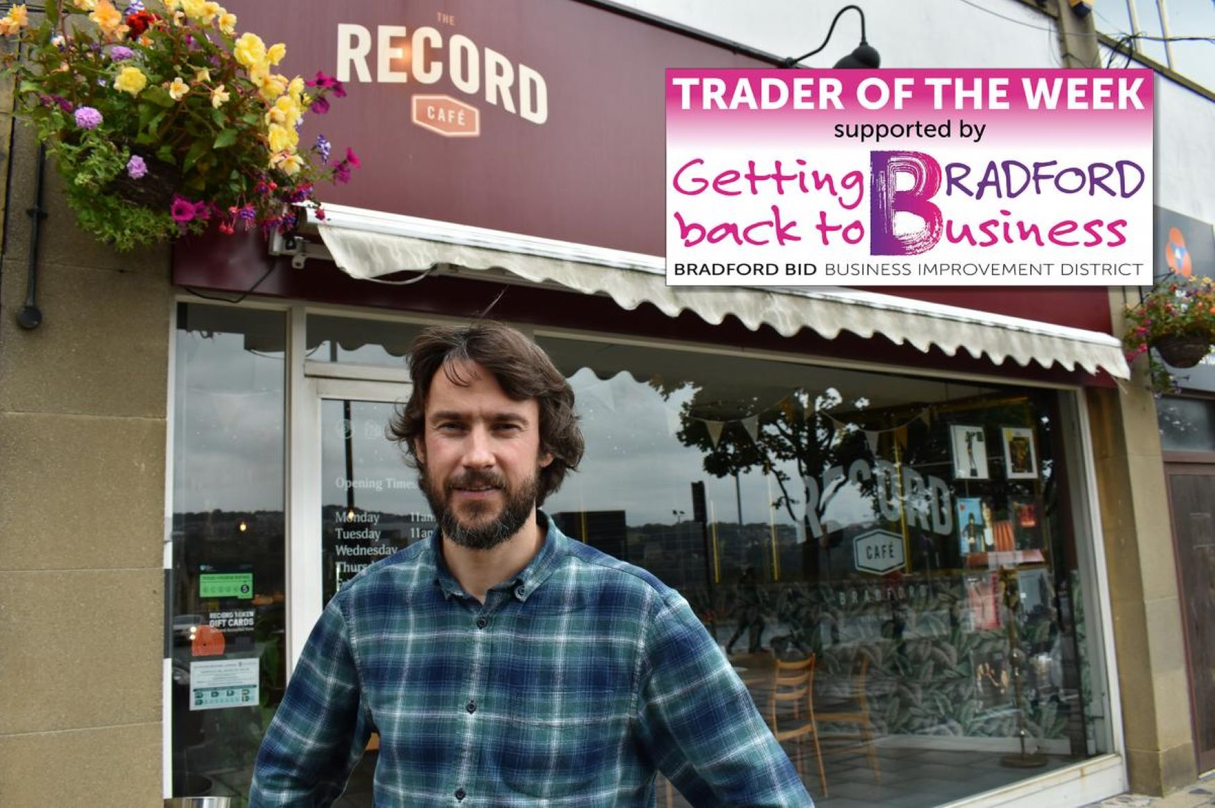Trader of the Week – Record Cafe