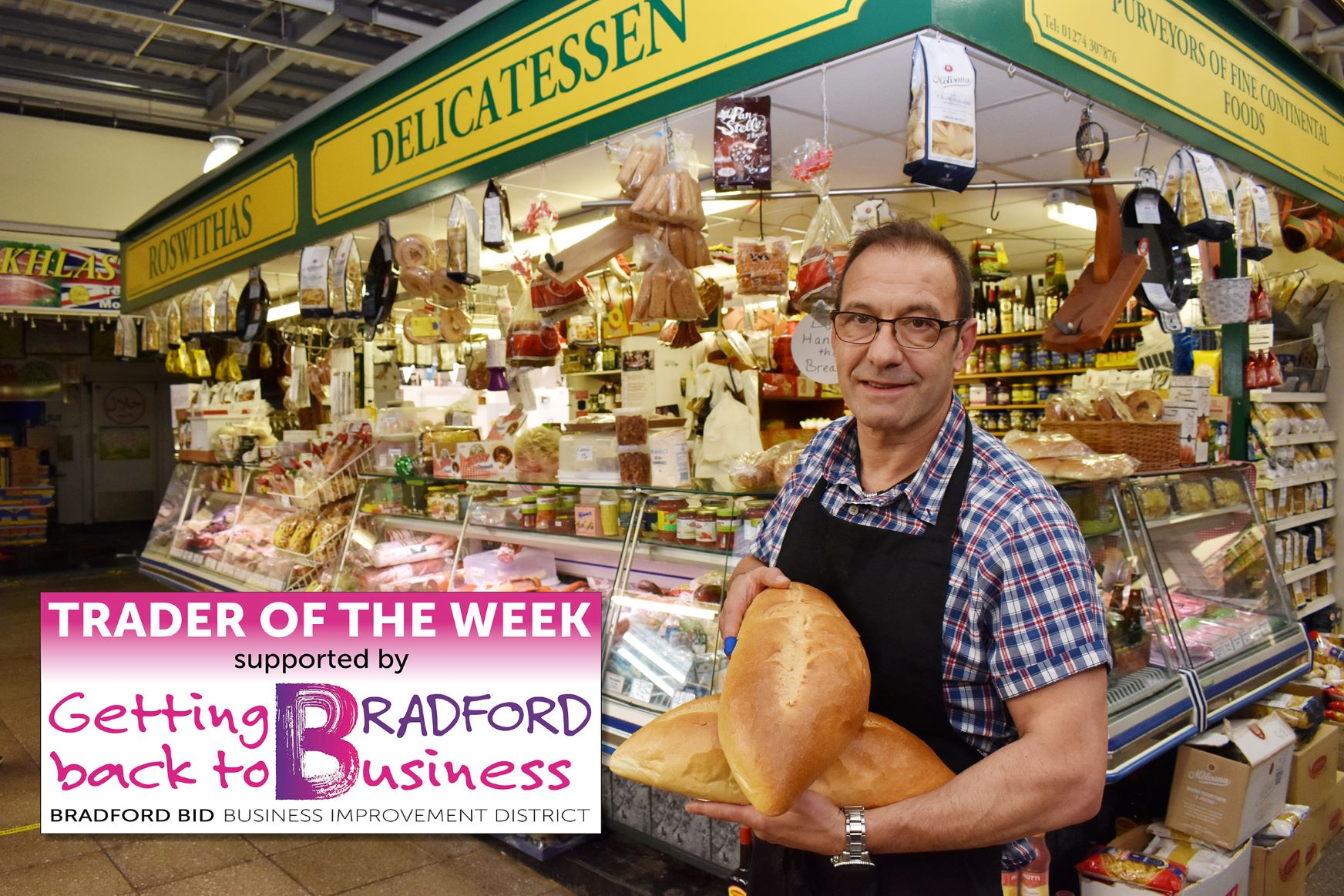 Trader of the Week – Roswitha's Delicatessen