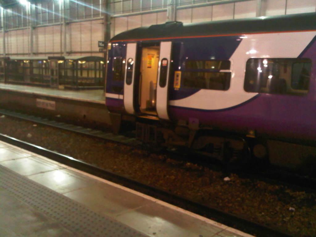 Leeds Station 26/11/2009