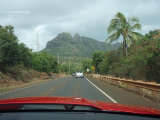 Kauai Hawaii Scenery