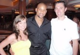 Me, Andrea, and Shaun T